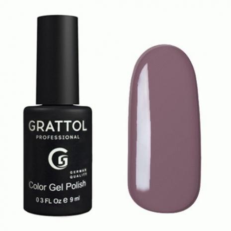 Гель-лак Grattol GTC004 Grey Violet, 9мл