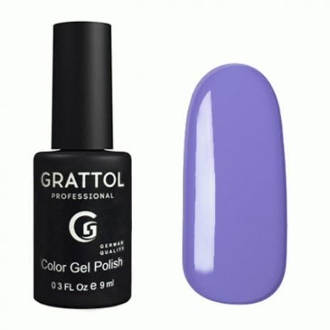 Гель-лак Grattol GTC005 Cornflower, 9мл