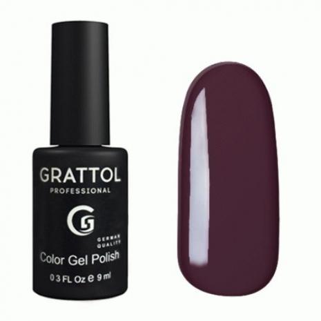 Гель-лак Grattol GTC009 Burgundy, 9мл