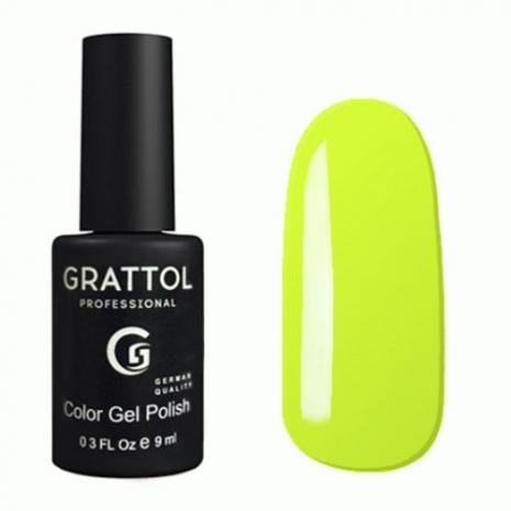 Гель-лак Grattol GTC035 Pastel Lemon, 9мл