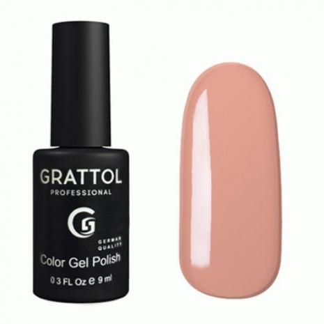 Гель-лак Grattol GTC045 Caramel, 9мл