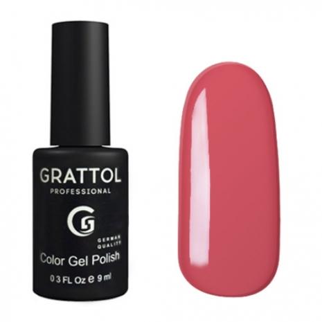 Гель-лак Grattol GTC049 Amarant, 9мл