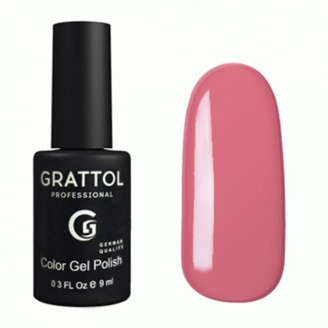 Гель-лак Grattol GTC051 Dusty Rose, 9мл