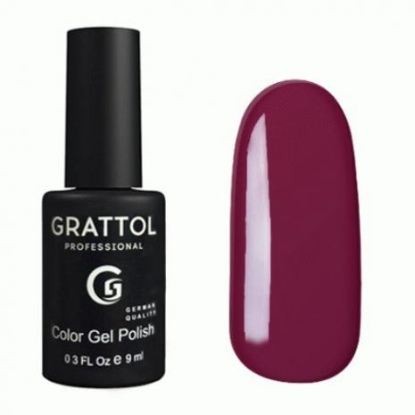 Гель-лак Grattol GTC055 Plum, 9мл