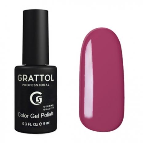Гель-лак Grattol GTC056 Dark Orchid, 9мл