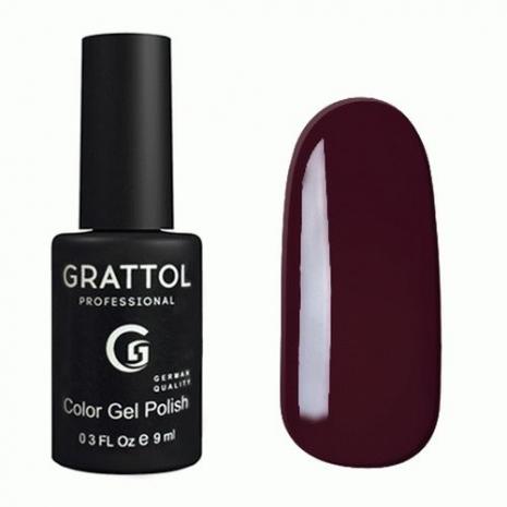 Гель-лак Grattol GTC102 Berry, 9мл