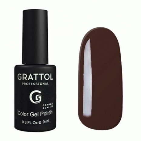 Гель-лак Grattol GTC141 Espresso, 9мл