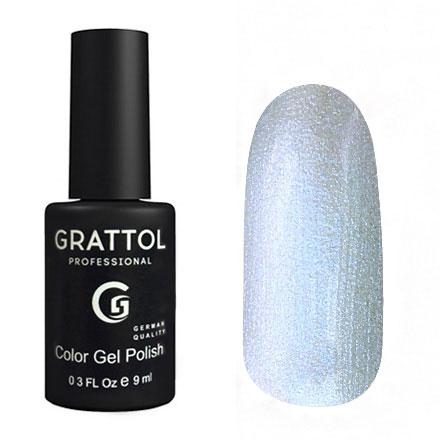 Гель-лак Grattol GTC153 Sky Pearl, 9мл