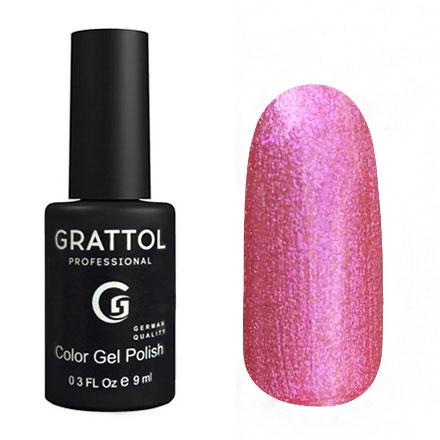 Гель-лак Grattol GTC159  Coral Pearl, 9мл