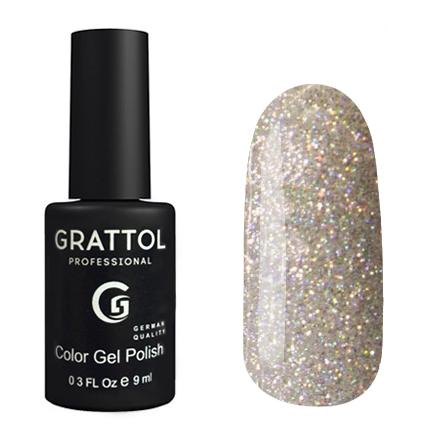 Гель-лак Grattol Diamond 01, 9мл