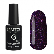Гель-лак Grattol GTDM05 Diamond 05, 9мл