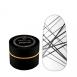 Гель паутинка для тонких линий Grattol Spider Gel Black, 5 мл0