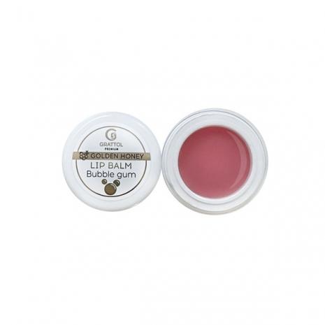 "( 5 мл ) Бальзам для губ ""Buble gum"" Grattol Premium Lip balm"
