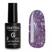 Гель-лак Светоотражающий Grattol Color Gel Polish Bright Cristal 03, 9 мл
