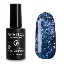 Гель-лак Светоотражающий Grattol Color Gel Polish Bright Star 07, 9 мл