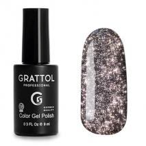 Гель-лак Светоотражающий Grattol Color Gel Polish Bright Star 09, 9 мл
