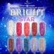 Гель-лак Светоотражающий Grattol Color Gel Polish Bright Star 02, 9 мл1