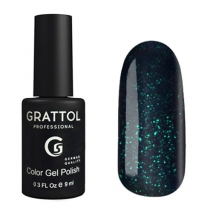 Гель-лак Grattol Emerald 01, 9мл