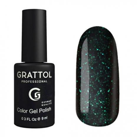 Гель-лак Grattol Emerald 02, 9мл