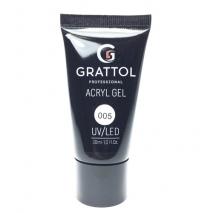 Акрил-гель Grattol Acryl Gel 05, 30 мл