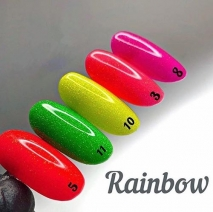 Гель-лак Grattol LS Rainbow 10, 9 мл