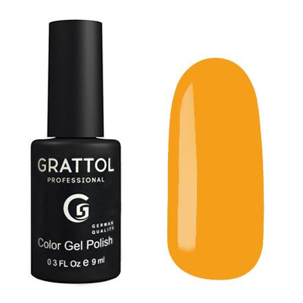 Гель-лак Grattol GTC181 Saffron, 9мл