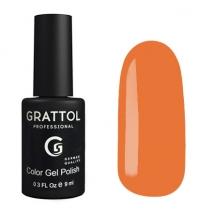 Гель-лак Grattol GTC185 Pumpkin, 9мл