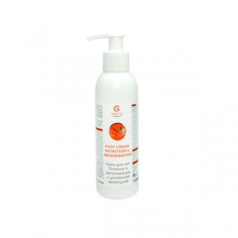 Grattol Premium Foot Cream Nitrition Крем для ног. Питание и регенерация, 150 мл