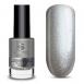 Лак для стемпинга Grattol 04 Silver, 6,5 мл0