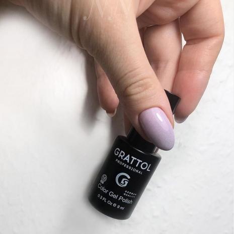 Гель-лак Grattol Onyx 08, 9мл