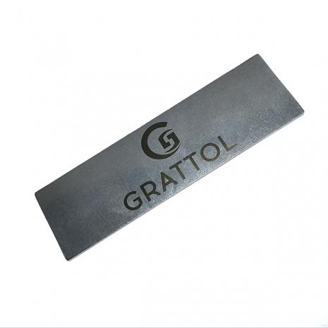 Grattol Пилка баф основа металл (18мм*60мм)