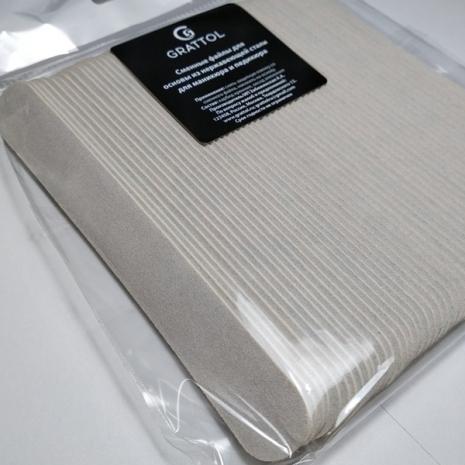 Grattol M файлы (р180),50шт/уп вспененная (Размер: 18мм/130мм)