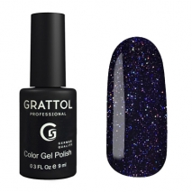 Гель-лак Grattol OS Opal GTOP14, 9мл