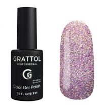Grattol Color Gel Polish LS Quartz 06