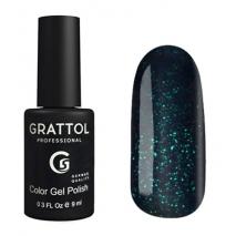 Гель-лак Grattol GTEM01 Emerald 01, 9мл
