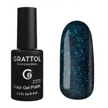 Гель-лак Grattol GTEM03 Emerald 03, 9мл