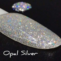 Гель-лак Grattol OS Opal Silver, 9мл